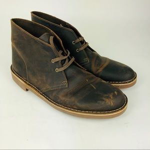 Clarks Originals 11 Bushacre 2 Boot Chukka leather